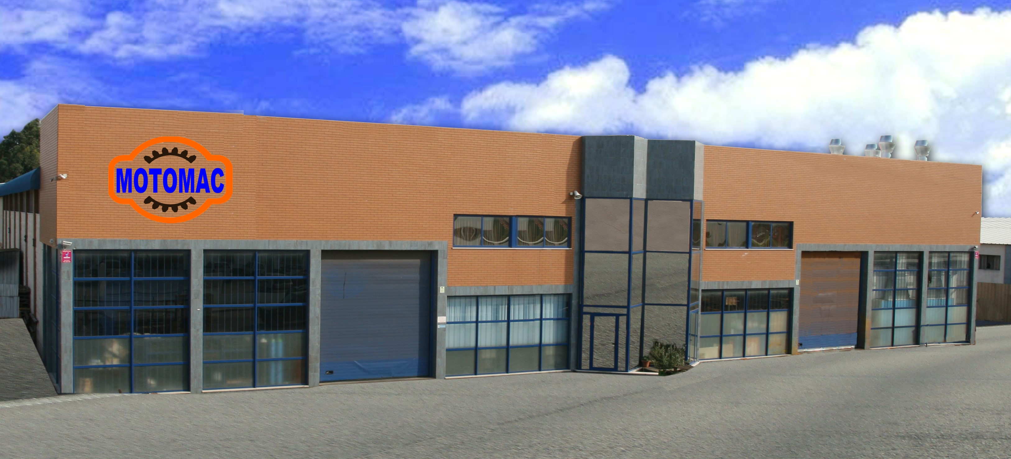 Qui sommes nous About us Motomac - Empresa Fabricante Betoneiras Basculantes e Rotativas para Construção Civil